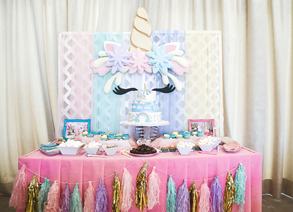 Super How I Pulled Off A Diy Unicorn Birthday Party Without An Download Free Architecture Designs Terstmadebymaigaardcom